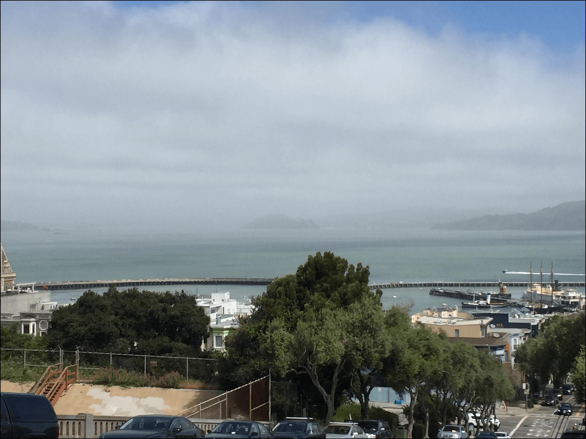 Meer San Francisco Bay