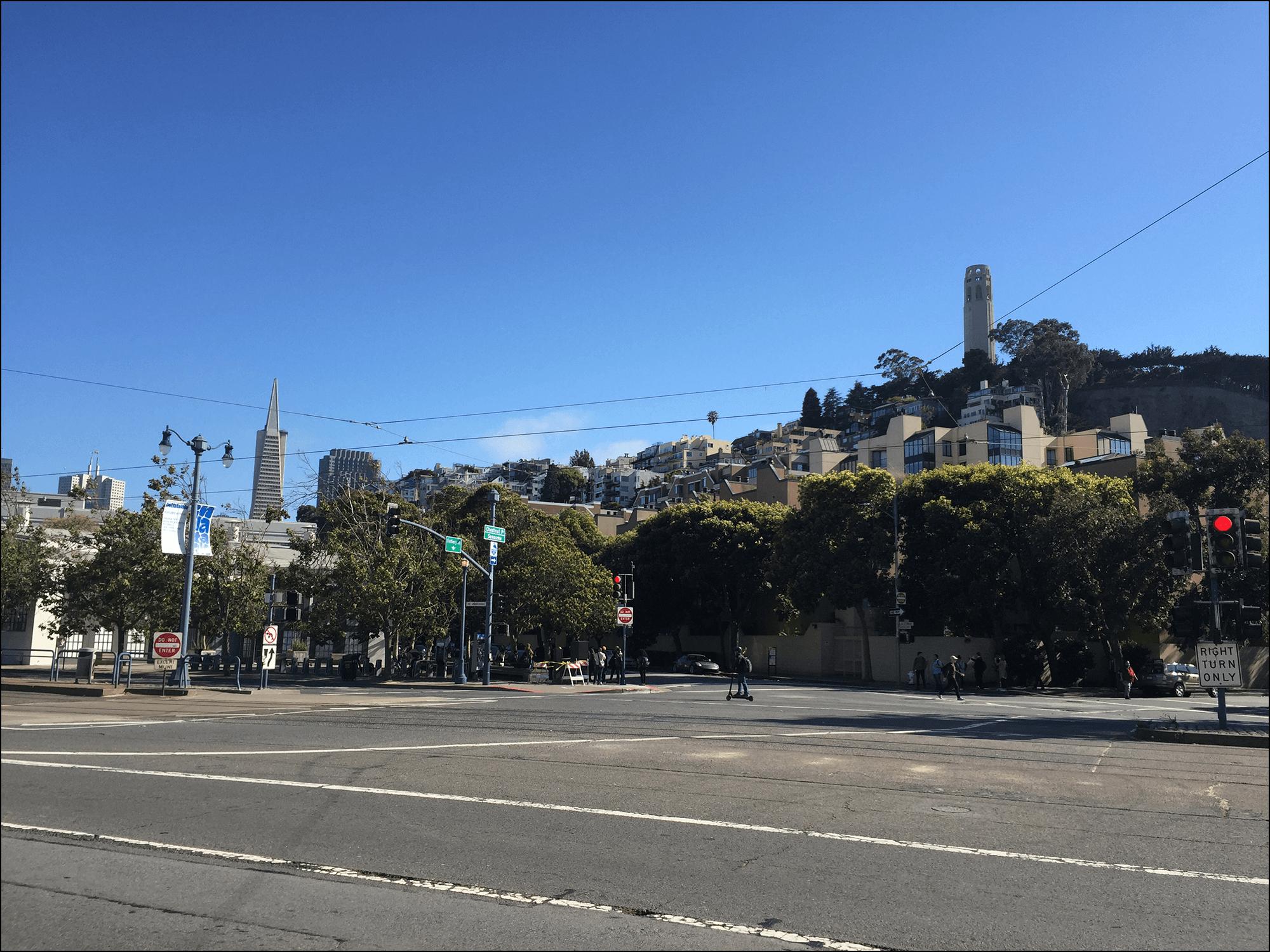 San Francisco Kalifornien Pier