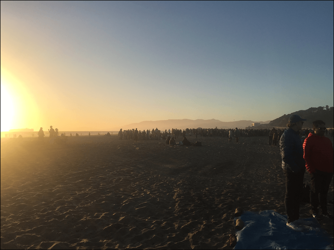 San Francisco Ocean Beach
