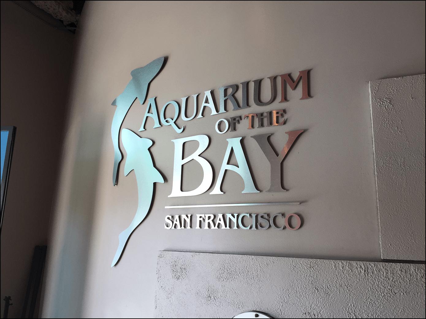 Aquarium of the Bay San Francisco Fishermans Wharf