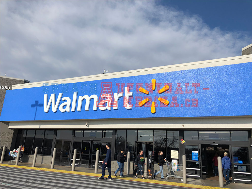 Walmart Filiale in Portville